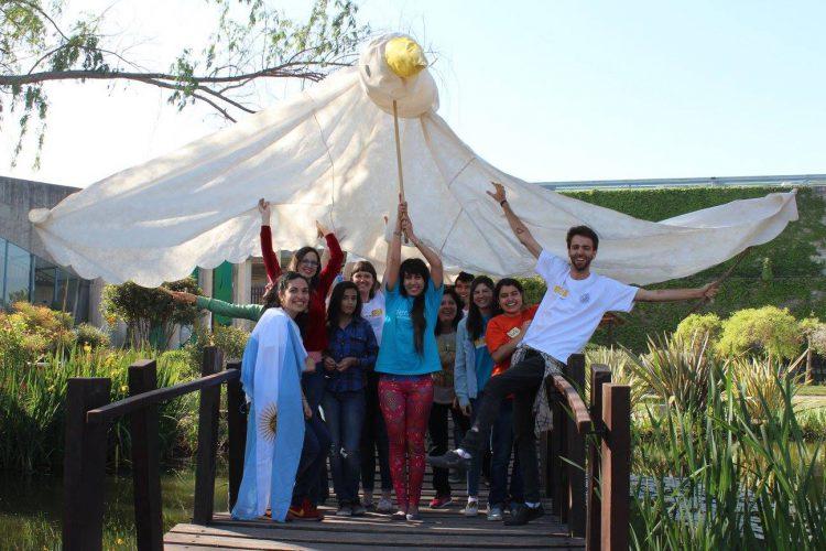Celebración del Día de la Paz en Córdoba