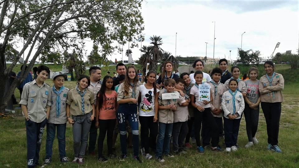Roots & Shoots celebró el Día de la Tierra en Córdoba