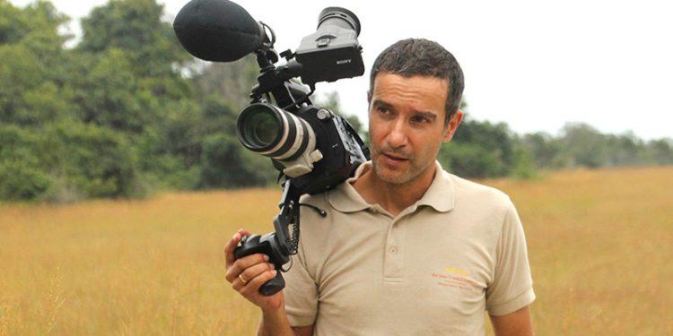 Fernando Turmo: Salvando chimpancés en el Congo