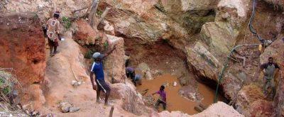 El conflicto de las minas de coltán